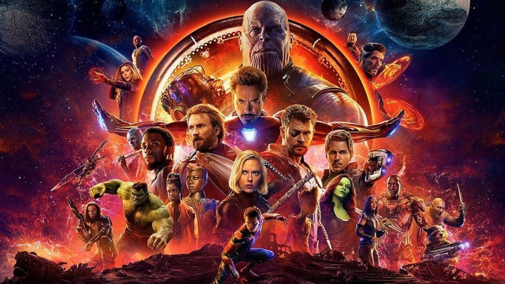 """Avengers: Infinity War"", la cuarta película más taquillera en México - Foto de Internet"