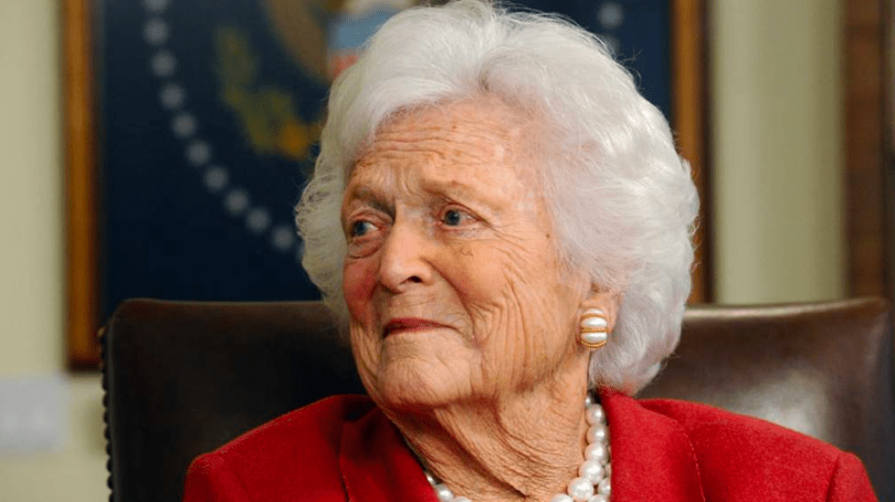 El restaurante favorito de Barbara Bush - Foto de Internet