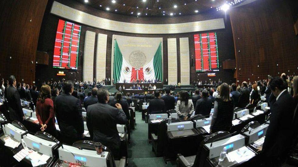 Legisladores gastan 4.6 mil mdp en asesores - Foto de @Mx_Diputados