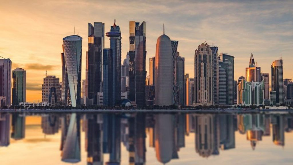 Arabia Saudí planea convertir a Catar en una isla - Foto de Internet