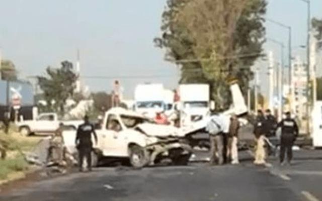 Robo frustrado deja cinco muertos en Celaya - Foto de Milenio