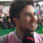 Checo Pérez extiende contrato con Force India - Checo pérez renueva por un año con force india