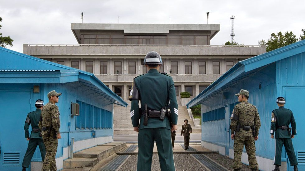 Líderes de las dos Coreas celebrarán cumbre - Foto de HaB Korea