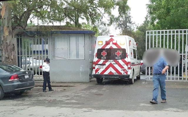 Disparan contra cinco estudiantes en preparatoria de Ciudad Victoria - Foto de @cmanueljuarez