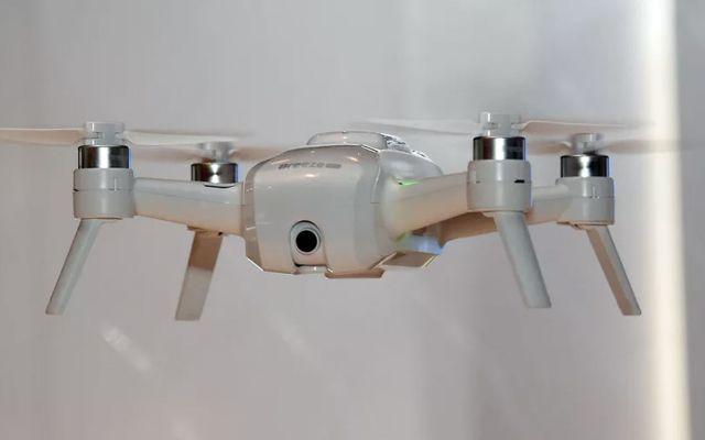 Delincuentes utilizan drones para contrabandear iPhones - Foto de Vox