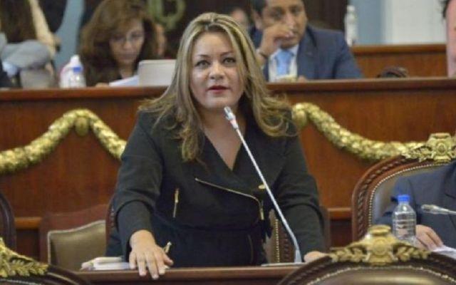 Diputada seguirá de cerca atención a lesionados y afectados por explosión en Iztacalco - Elizabeth Mateos Hernández, diputada del PRD. Foto de internet