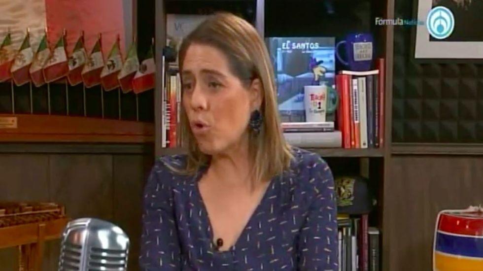 Se debe facilitar el proceso de voto para mexicanos en el extranjero: Eunice Rendón - Captura de Pantalla