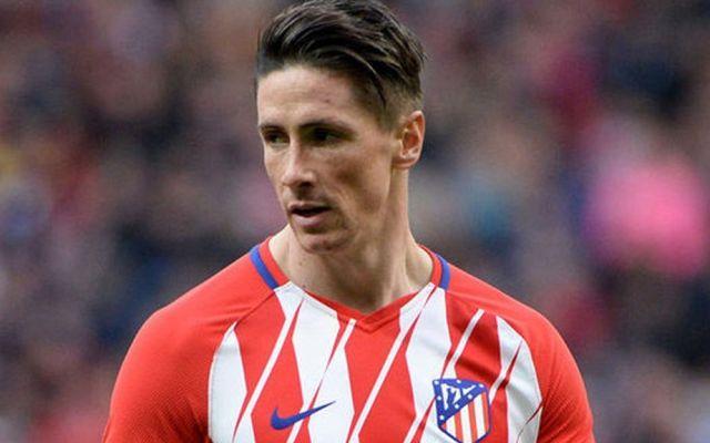 Fernando Torres anuncia su salida del Atlético - Foto de Getty