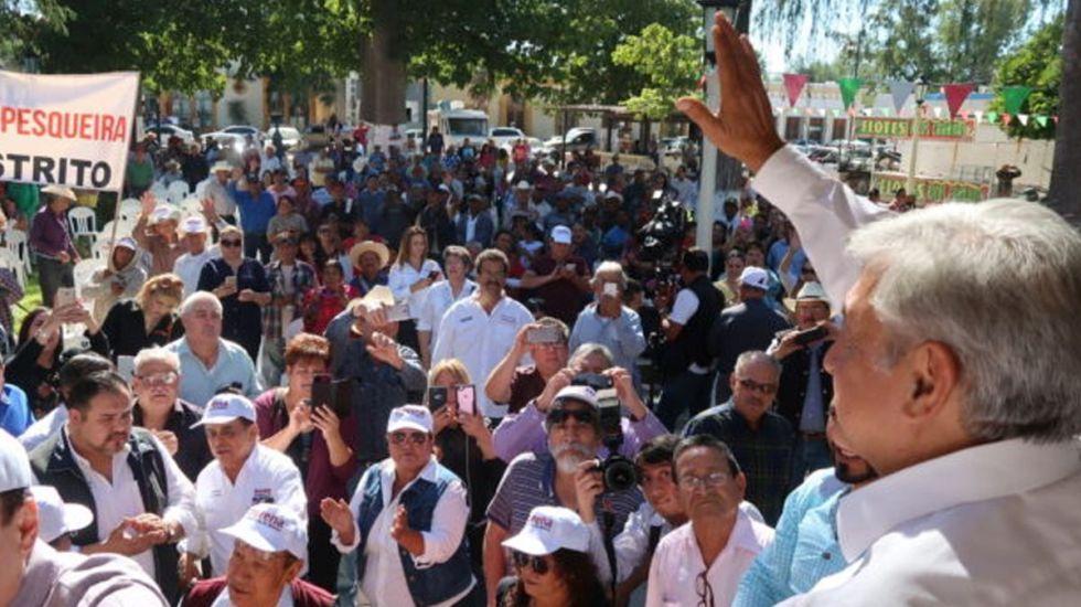 López Obrador realizará gira por Sonora - Foto de lopezobrador.org