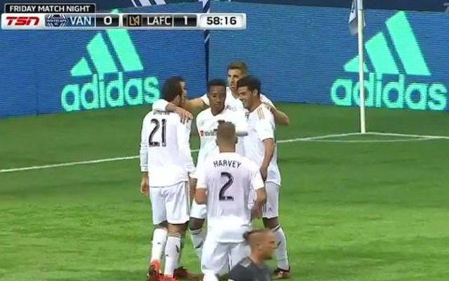 #Video Golazo de Vela en triunfo de LAFC a Vancouver