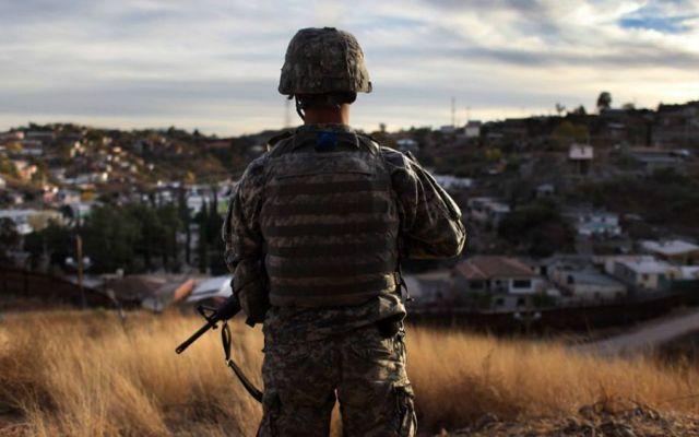 Texas ya envió a soldados a la frontera con México en 2014 - Foto: La República.