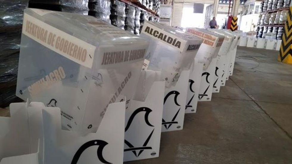 ¿Cómo votar el 1 de julio en la Ciudad de México? - Foto de Notimex