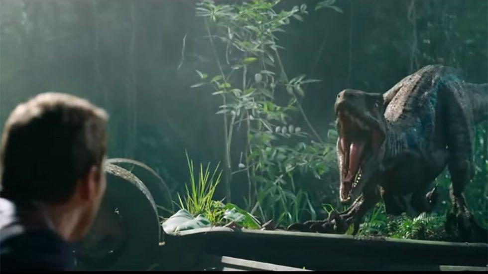 #Video Último tráiler de Jurassic World: Fallen Kingdom - Foto de Internet