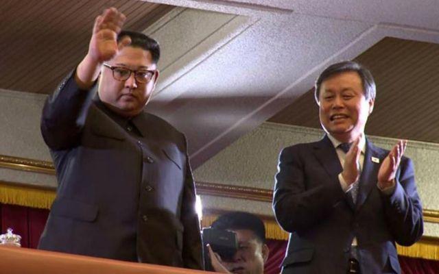 Kim Jong-un acude a concierto de pop en Pyongyang - Foto de EFE