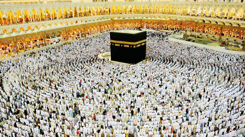 Musulmanes inician peregrinaje anual a La Meca - Foto de internet