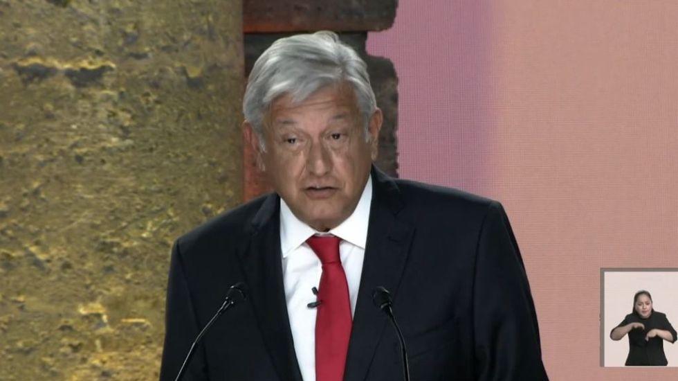 López Obrador abandona debate sin despedirse - Captura de Pantalla