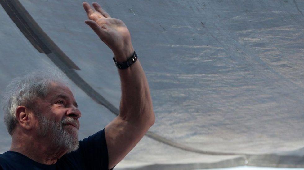 Presentan 14 recursos contra candidatura de Lula da Silva - Foto de Reuters
