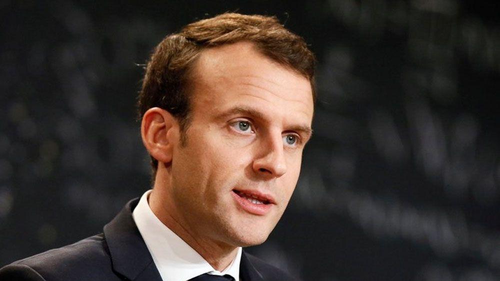 Extrema vigilancia a Renault tras detención de directivo: Macron - Emmanuel Macron descarta asistencia davos