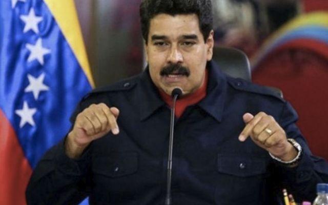 Maduro acusa sabotaje internacional contra elecciones en Venezuela - Foto de Internet