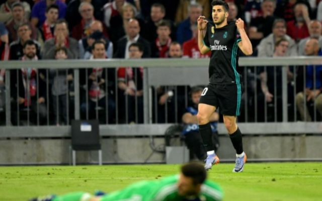 Real Madrid a un paso de la final en Champions League - Foto de @ChampionsLeague
