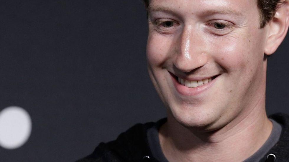 Mark Zuckerberg se defiende de declaraciones de Tim Cook - Foto de Mashable