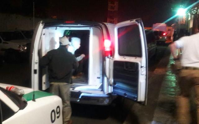Rescatan a 98 migrantes centroamericanos en Veracruz - Foto de Quadratín
