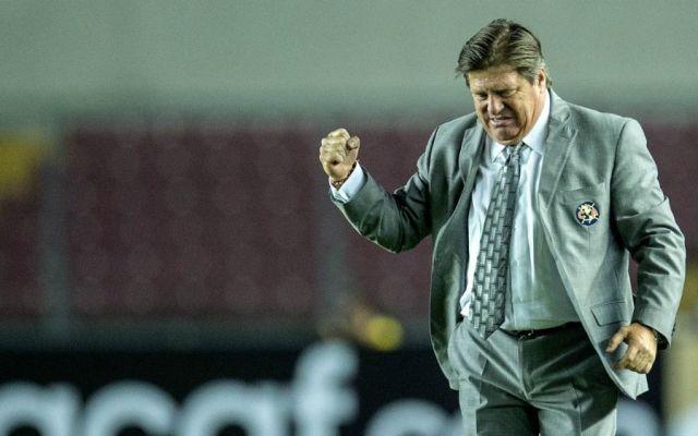 """""""Concacaf quiere a un 'gringo' en final de Concachampions"""": Herrera - Foto: Mexsport."""