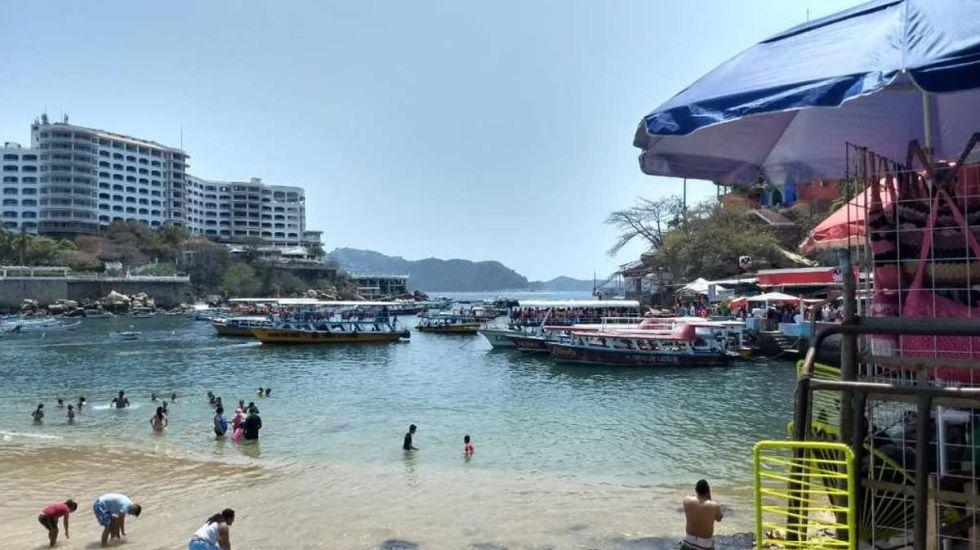 Asesinan a hombre en Acapulco - Foto de Internet