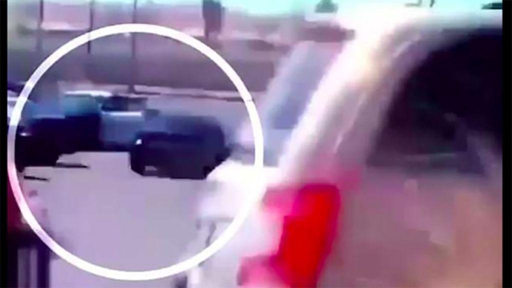 #Video Policías disparan 30 veces contra negro en California - Foto de Daily Mail