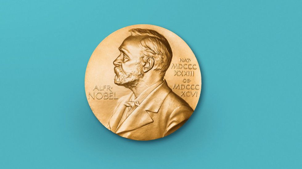 Filtraron nombres de ganadores del Nobel - Foto de internet