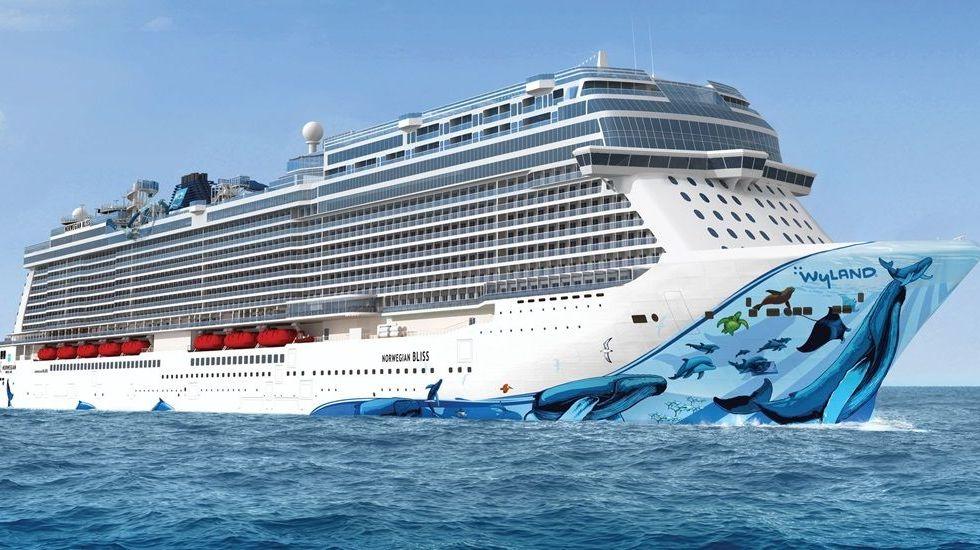 Norwegian Cruise, el lujoso crucero con pista de Go-Kart