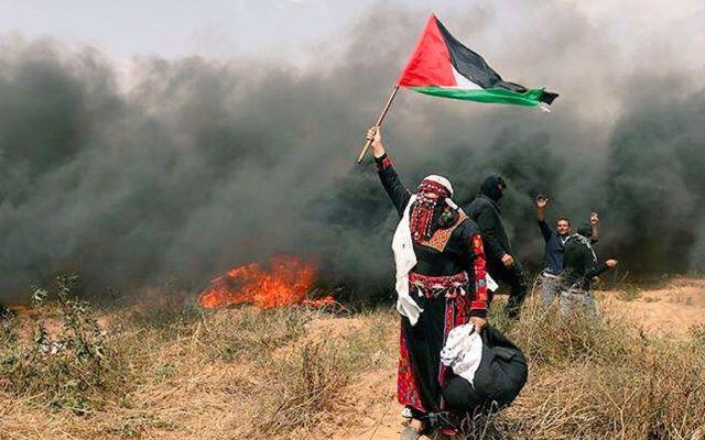 Soldados israelíes matan a tres palestinos en la Franja de Gaza - Foto de AP
