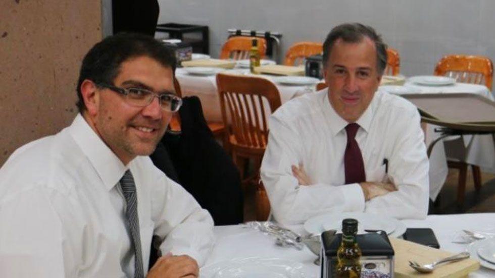 Meade invita a Ríos Piter a sumarse a su candidatura - Foto de Posta