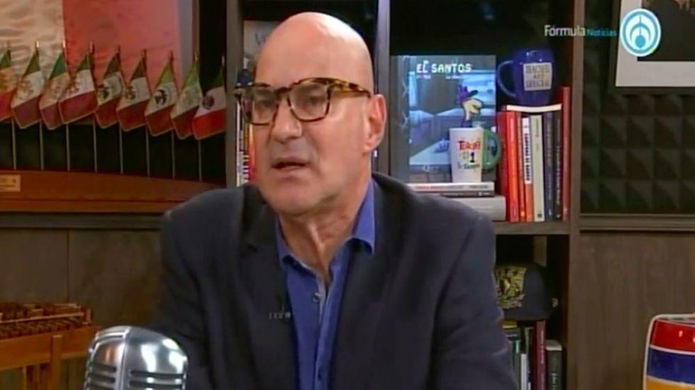 EPN logró de facto un gobierno de coalición: Rubén Cortés - Captura de Pantalla