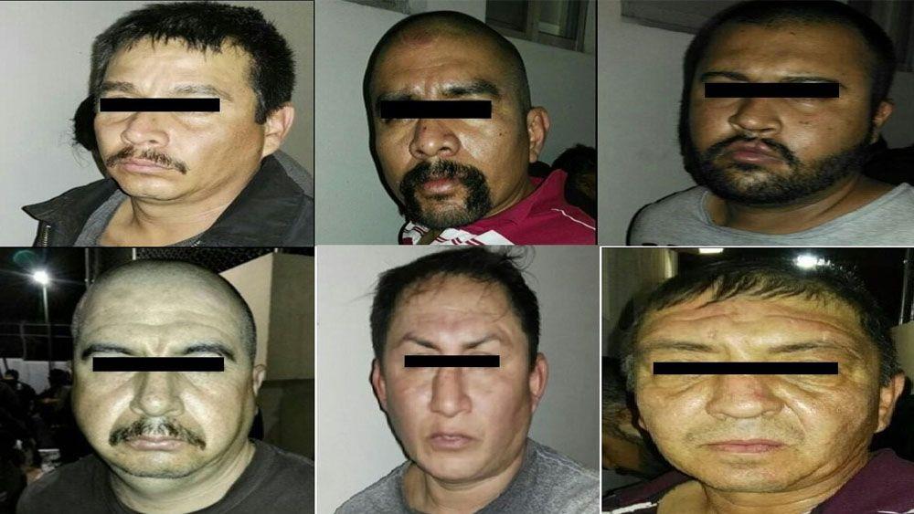 Dan 200 años de prisión a banda de secuestradores en Tamaulipas