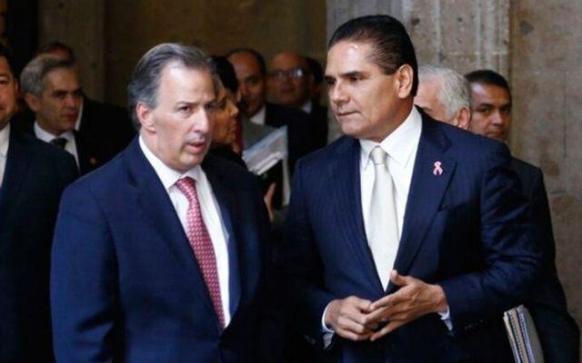 PRD analiza citar a Silvano Aureoles por apoyo a Meade - Foto de Internet