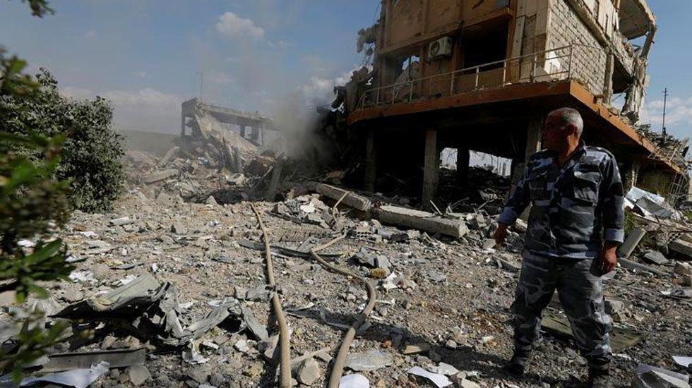 Inicia investigación sobre presunto ataque químico en Siria - Foto de Reuters