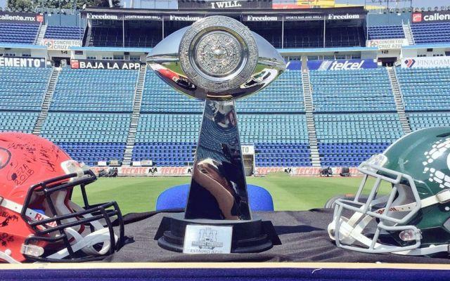 Tazón México III es gran evento para despedir al Estadio Azul: LFA - Foto de Internet