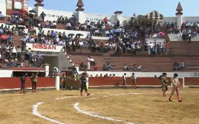 Así se desarrolló el cuarto festejo de la Feria Texcoco 2018 - Foto: Televisa Deportes.