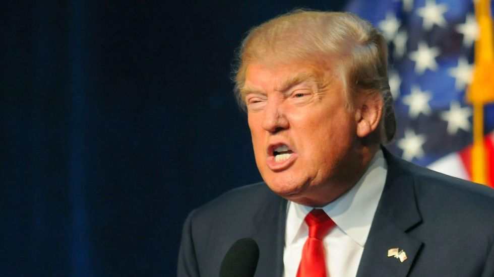 Trump arremete contra The New York Times y The Washington Post - Foto de Affinity Magazine