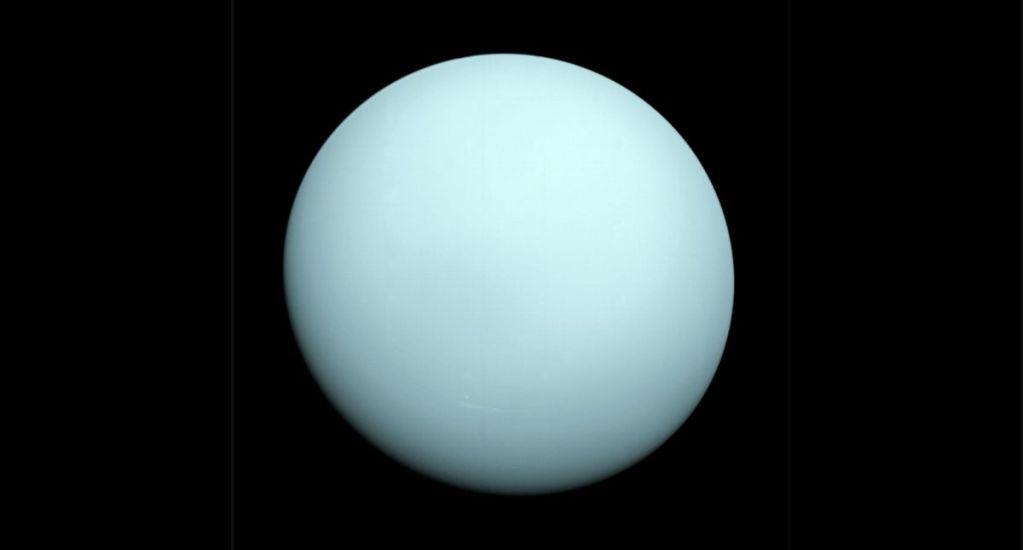 ¿Qué provocó la inclinación de Urano? - Foto de NASA