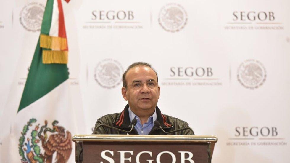 Marinos que participaron en desapariciones forzadas serán juzgados: Segob - Foto de Twitter Segob