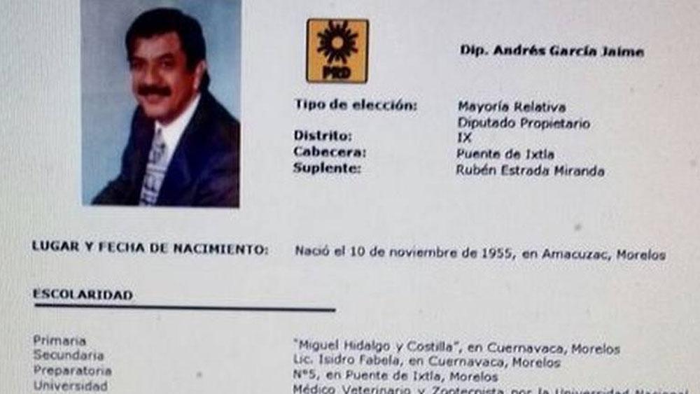 Asesinato de exalcalde de Amacuzac fue un ataque directo: fiscalía