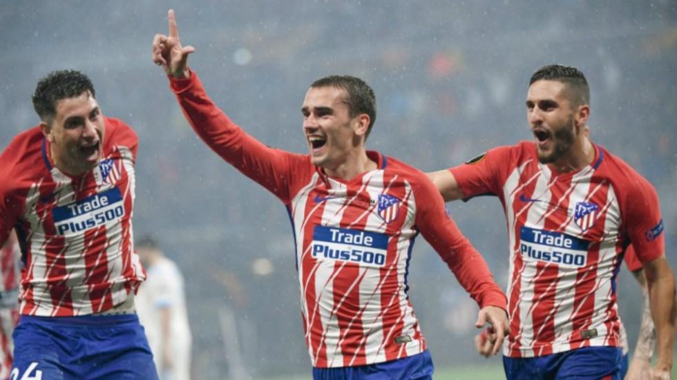 Atlético de Madrid es campeón de la Europa League - Foto de UEFA