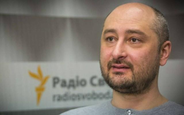 Matan en Ucrania a periodista ruso crítico con el Kremlin - Foto de El País