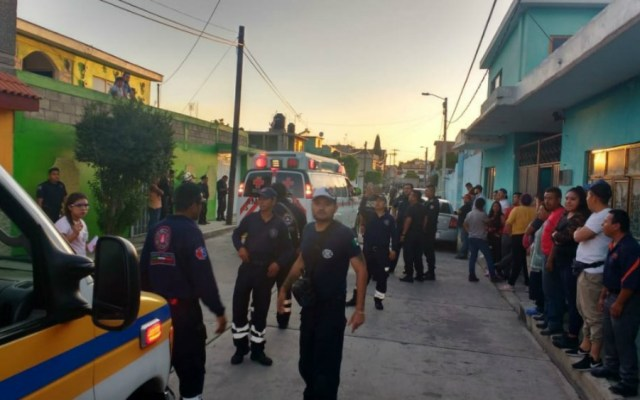 Triple homicidio en municipio del Edomex - Foto de @FabisFs67