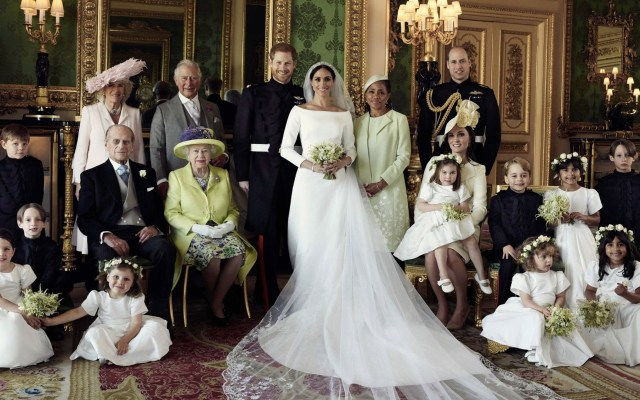 Foto de Facebook The Royal Family