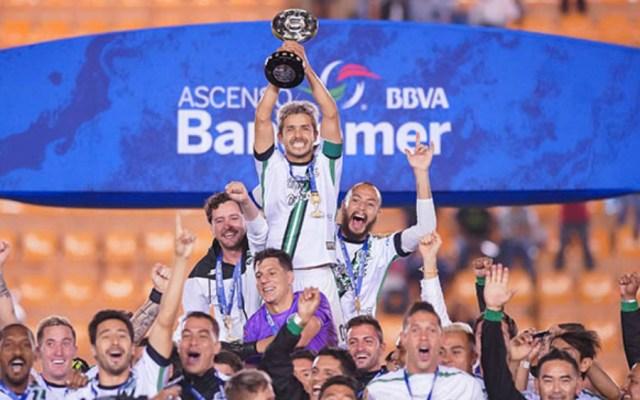 Cafetaleros es campeón de la temporada 2017-2018 en el Ascenso MX - Foto de Liga MX