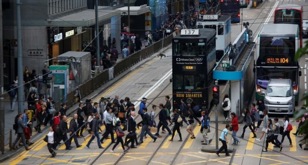 China da el primer paso de su sistema de puntuación ciudadana - Foto de Reuters
