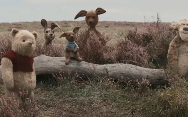 #Video Nuevo tráiler de Christopher Robin - Foto de Internet